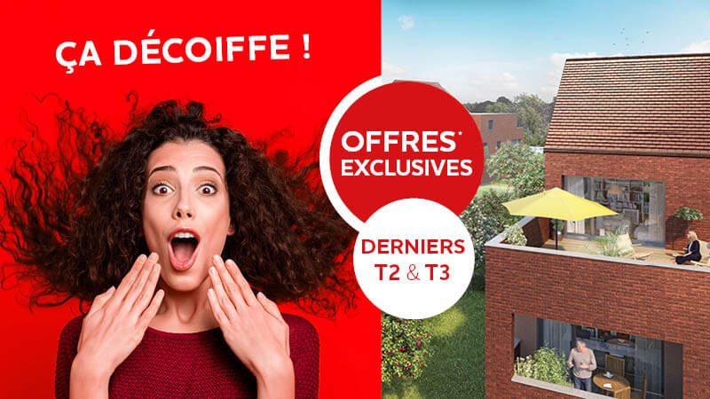 Ramery Immobilier - Offres Exclusives* à Wattignies Village ARBOREAM !