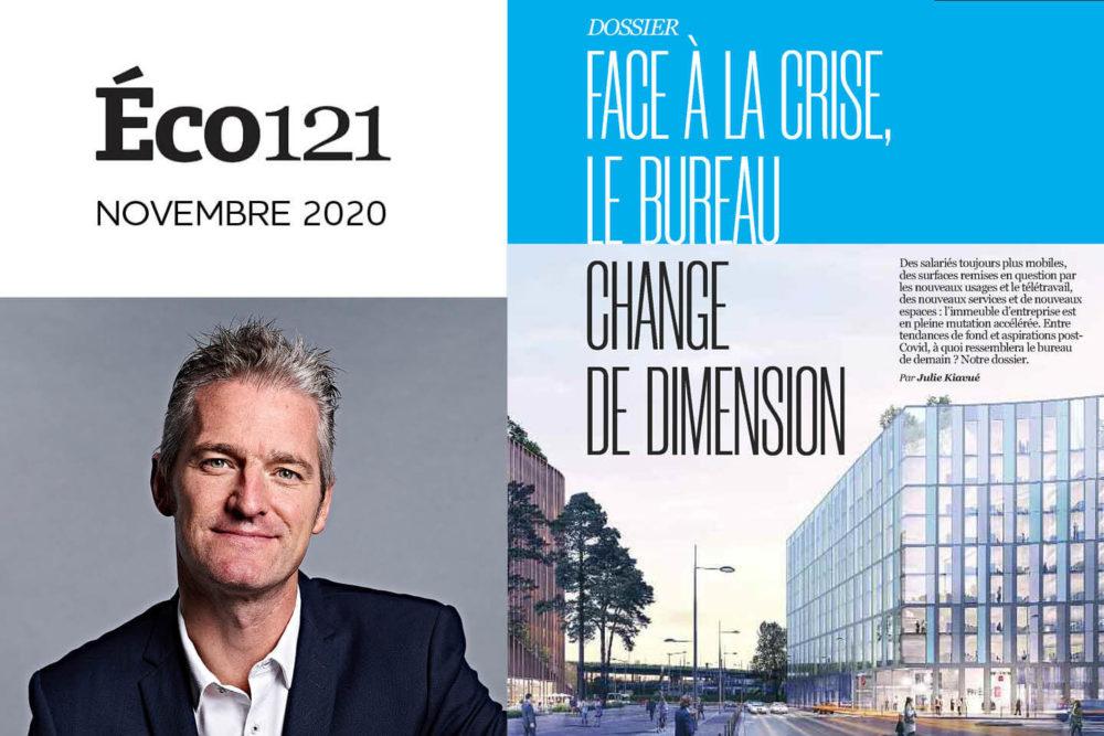 ECO121 Novembre 2020 - Immobilier d'entreprise - Chistophe Thiebaut