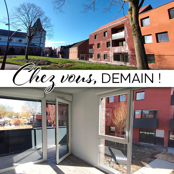 Appartements neuf Wattignies disponibles immédiatement