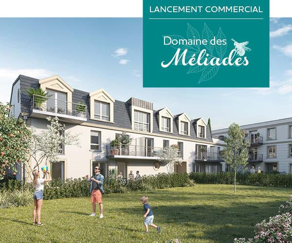 Appartements-Aulnoy-lez-Valenciennes-Domaine-des Méliades